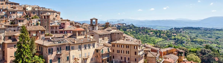 TOUR ITALIA CENTRALE - TOSCANA ,UMBRIA , LAZIO E ROMA