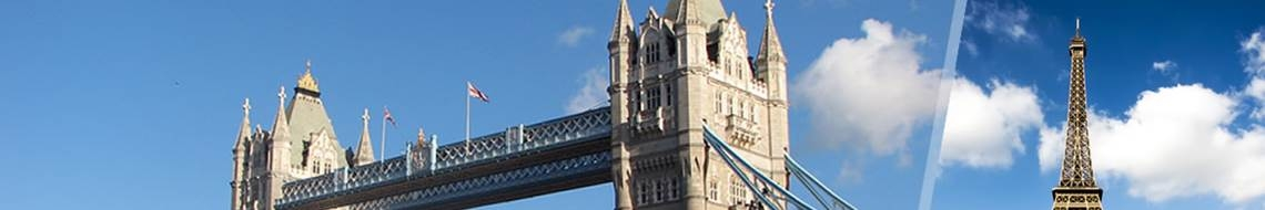 TOUR PARIGI E LONDRA