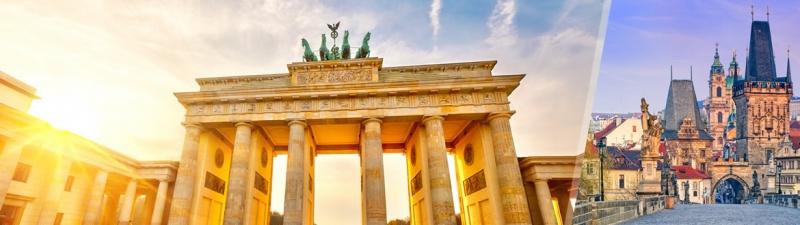 BERLINO E PRAGA