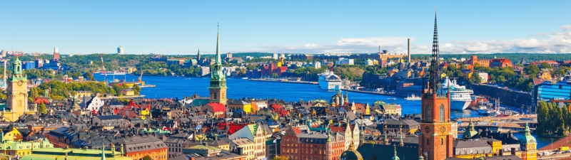 TOUR STOCCOLMA - COPENAGHEN - OSLO TOURS EUROPA