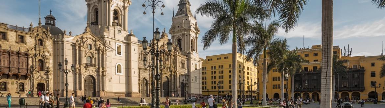 TOUR PERU - CILE - ARGENTINA - BRASILE 2021