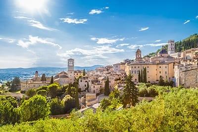 GRAN TOUR UMBRIA TRA STORIA NATURA E TRADIZIONE TOURS ORGANIZZATI ITALIA