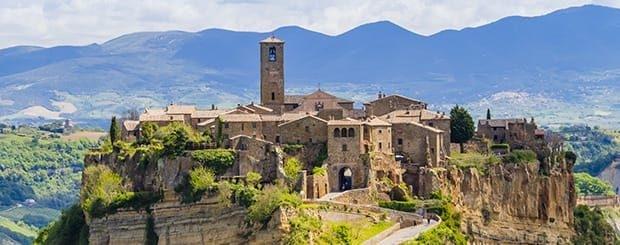 TOUR ITALIA CENTRALE : LAZIO - UMBRIA - TOSCANA TOURS ORGANIZZATI ITALIA