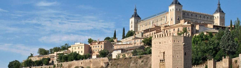 TOUR SPAGNA : BARCELLONA , MADRID E VALENCIA CON TOLEDO